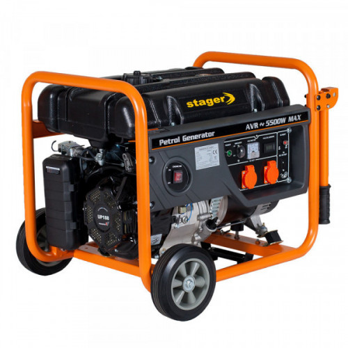 Generator open frame benzina Stager GG 6300W